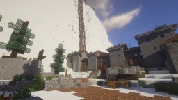 Castle Black {Game of Thrones} [ PvP MAP ]1.14 by Weakk Minecraft Map & Project