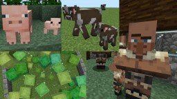 Creature Variety Pack (Random Mobs) v1.7.7 Minecraft Texture Pack