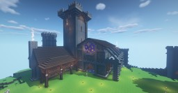 Lords castle Minecraft Map & Project