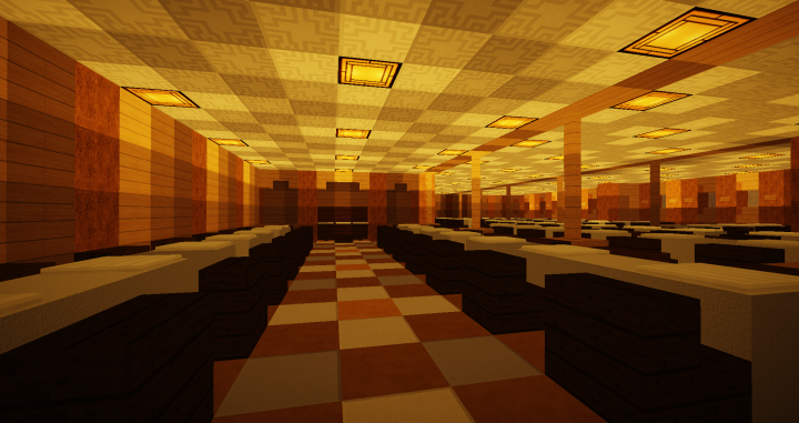 South Barrington Dining Room Project: RMS Olympic 1920s Minecraft Project