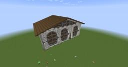 Futurist house ! Minecraft Map & Project
