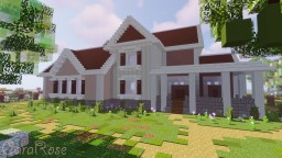 Suburban House Exterior | For Cozy Interior Contest | Minecraft Timelapse Minecraft Map & Project