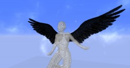 Fallen Angel Minecraft Map & Project