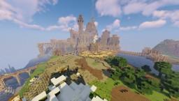 Mountain kingdom Minecraft Map & Project