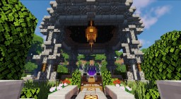 Mystical Hub Minecraft Map & Project