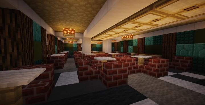 1st Class Restaurant