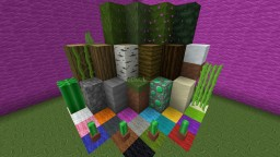 Rezupack V5.0 [512x][Unfinished] Minecraft Texture Pack