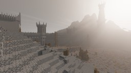 Black Gate of Mordor {Lord of the Rings} [PvP MAP] 1.14 by Weakk Minecraft Map & Project