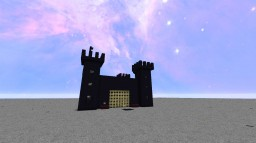 Obsidian King's Fortress Minecraft Map & Project