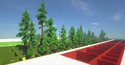 MCG - Schematic Pack - Trees, Rocks & Bushes Minecraft Map & Project