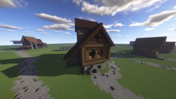 Village House - The Mead Stead Minecraft Map & Project