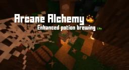 Arcane Alchemy Minecraft Data Pack
