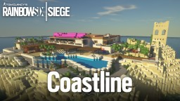 Rainbow Six Siege: Coastline map Minecraft Map & Project