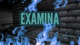 EXAMINA (WIP) Minecraft Map & Project
