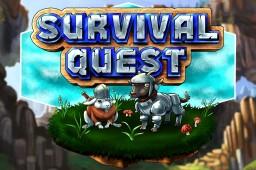 ⚔️ SurvivalQuest ⚔️ Quests   mcMMO   Survival   Mob Money   Land Claiming   Economy Minecraft Server