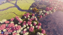 Spring Breeze Village Minecraft Map & Project