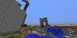 The Frontier, a cross between factions and anarchy. Minecraft Server