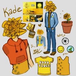 Petal Head Kade - Character Contest Minecraft Blog
