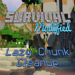 SM Lazy Chunk Cleanup v1.0.0 Minecraft Data Pack