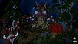 Fairy Spawn Minecraft Map & Project