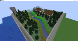 Medieval Build Plot Minecraft Map & Project