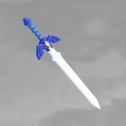 Zelda Master Sword Minecraft Map & Project