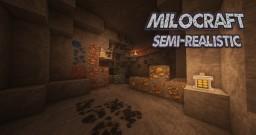 MiloCraft Realisitc 32x32 Minecraft Texture Pack