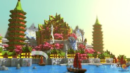 The ancient Asian civilization  |  DOWNLOAD Minecraft Map & Project