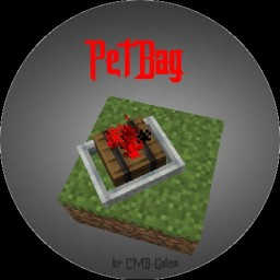 PetBag Minecraft Data Pack