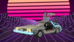 DeLorean Time Machine | Download Minecraft Map & Project