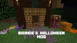 NEW THINGS UPDATE! - Bienkie's Halloween Mod! (1.12.2) Minecraft Mod