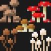 Mushroom Clusters - Shelf Fungus Add-on