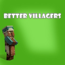 Better Villagers (1.14.x) (v1.1) Minecraft Data Pack