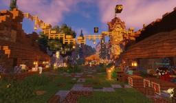BumbleCraft   1.14.4+   Survival   Claims   Custom Terrain   Towns   Pets   Custom Bosses Minecraft Server