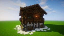 Medieval House 4 Minecraft Map & Project