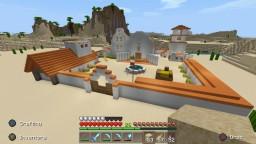 Mexican Mission (Mission Basilica San Diego de Alcala) Minecraft Map & Project