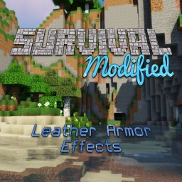 SM Leather Armor Effects v1.0.0 Minecraft Data Pack