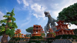 Assian Theme Spawn Minecraft Map & Project
