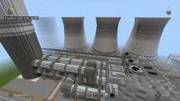 coal fired power plant i'm building Minecraft Map & Project