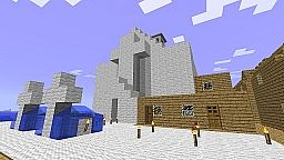 city-church Minecraft Map & Project