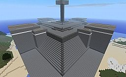 jedi temple (attempt) Minecraft Map & Project