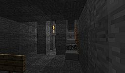 Just playing the game Minecraft Map & Project
