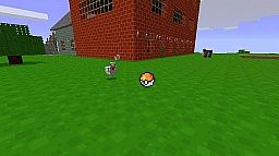 pokeball egg Minecraft Texture Pack