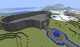 Spawn for Server Map Restart Minecraft Map & Project