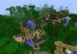 Casa nella Giungla(Ita) Minecraft Map & Project