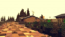 Realistic location Minecraft Map & Project