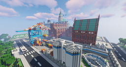 Orialis City - Industry Area Minecraft Map & Project