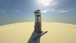 the mumbo tower Minecraft Map & Project