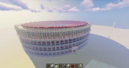 Roman Colosseum + Ludus Magnus (Download!) Minecraft Map & Project