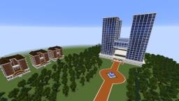 My Hero Academia Build Minecraft Map & Project